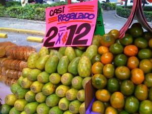 Aumenta hasta 60 por ciento precio de granos y frutas