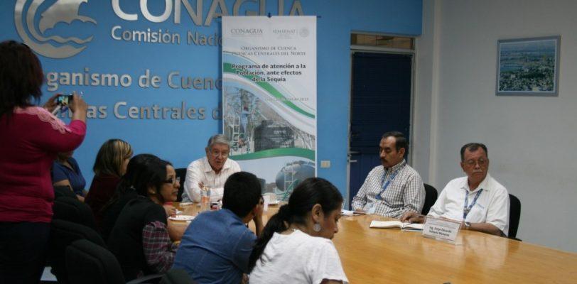 Distribuye CNA 4.3 millones de litros de agua en la Laguna por sequía