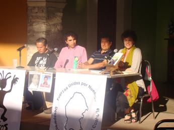 """Presentan el libro """"Picar Piedra"""""""