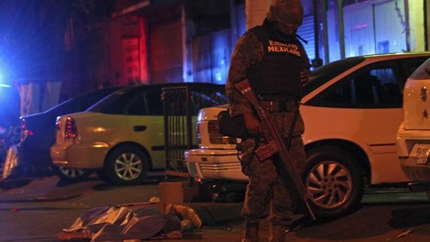 Ataques a bares en Guadalajara dejan cuatro personas muertas y 16 heridas