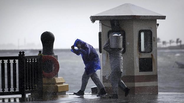 "NACIONAL/ México espera una temporada de huracanes superior al ""promedio histórico"""