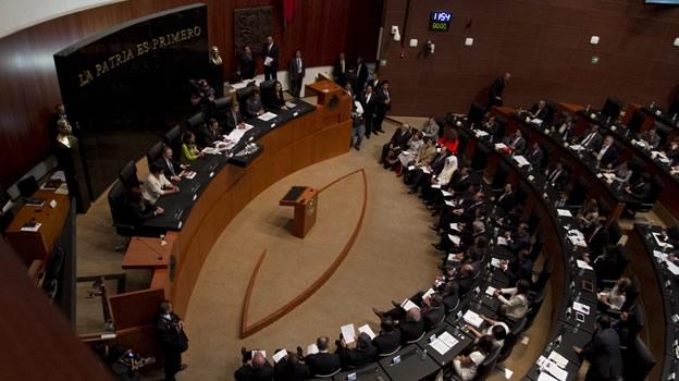 NACIONAL/ Aprueba Senado ley para deuda de estados y municipios