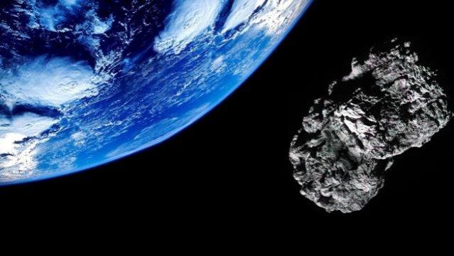 INSÓLITO/Cuatro asteroides pasaron cerca de la Tierra hoy 1 de abril de 2013