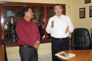 Ratifican al Lic. Mario Mancillas como Coordinador General del Deporte