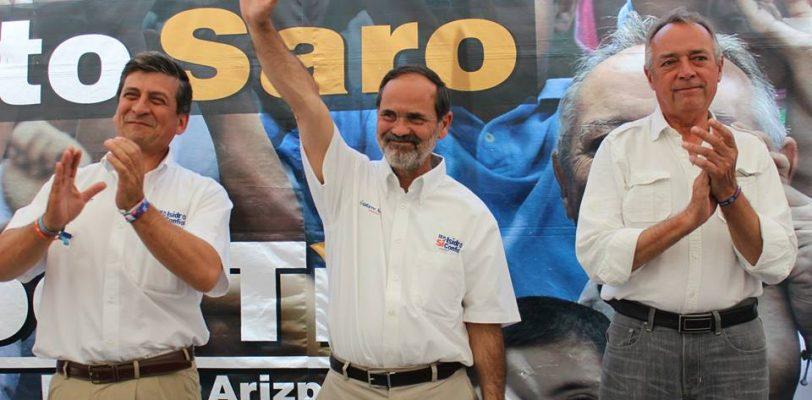 Cuestiona Ernesto Saro al candidato priísta por firmar contrato de AGRA