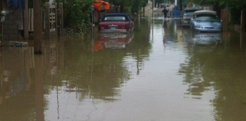 Contabilizan 10 mil viviendas dañadas por inundación en Piedras Negras