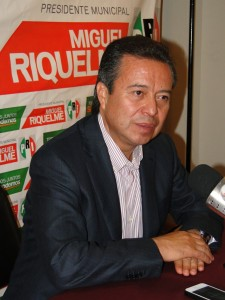 César Camacho, líder del PRI