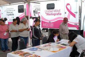 Inician en Coahuila campaña de detección oportuna de cáncer