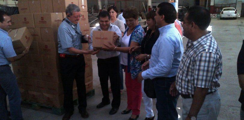 Envía Torreón 10 mil despensas a damnificados de Piedras Negras