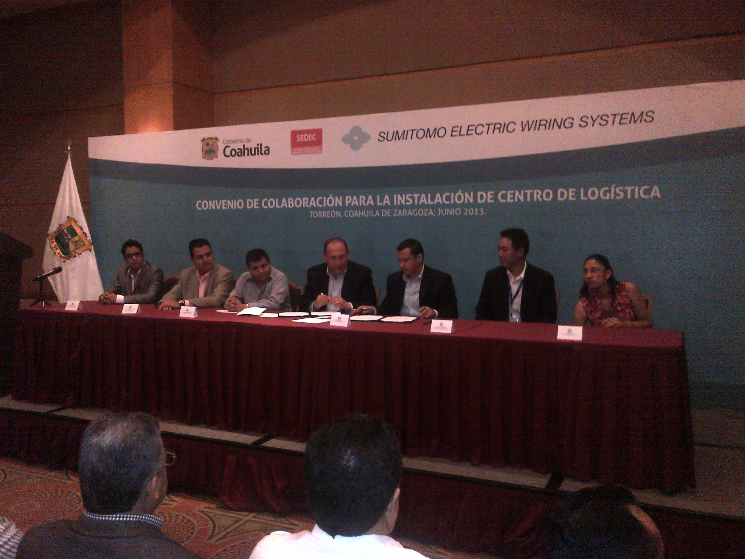 Anuncian nueva empresa japonesa en Torreón