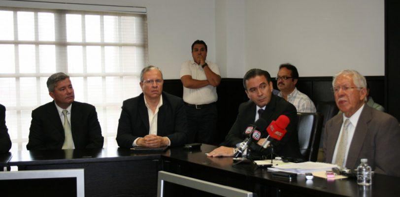 Comisión de diputados se reúne con delegados federales por blindaje electoral