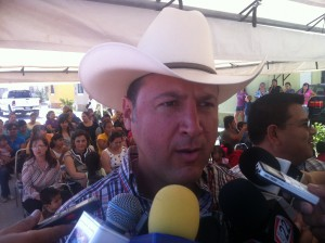 Oscar López Elizondo, alcalde de Piedras Negras