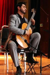 Alumno Carlos Viramontes