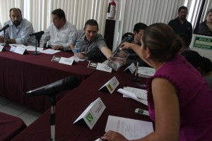 Acuerdan partidos se controle el ingreso al debate de candidatos en Saltillo