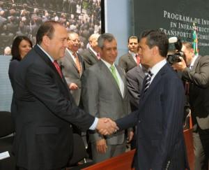 Confirman visita de EPN a Coahuila, inaugurará proyecto Fénix