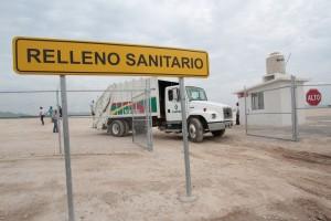 Coahuila cuenta con Tres nuevos rellenos sanitarios