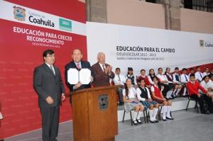 Clausura Gobernador ciclo escolar 2012-2013