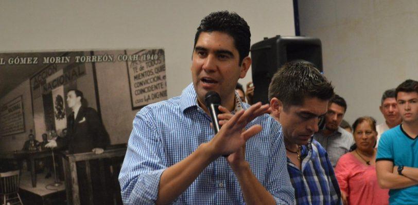 Impugnará el panista Chuy de León resultados en Torreón