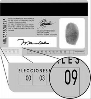 Ciudadanos con credencial 09 y 12 podrían votar en 2014