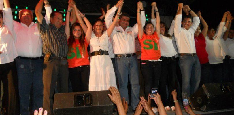 Mantiene PRI alcaldía de Torreón, es Riquelme el ganador de la elección