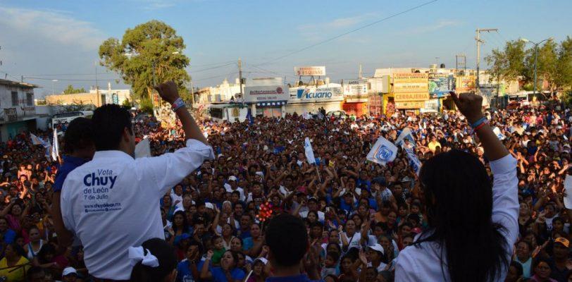 Torreón va a cambiar: Chuy de León