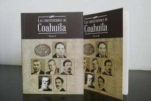 """Las Constituciones de Coahuila"""