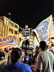 Festeja PAN triunfo en Saltillo1