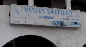 VIAJES SALTILLO