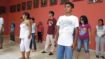 Invitan a invidentes y débiles visuales a cursos de baile de salón cubano
