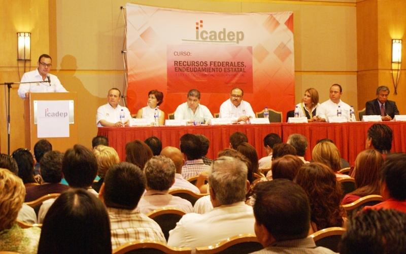 Capacita el ICADEP nacional a alcaldes electos del PRI de Coahuila