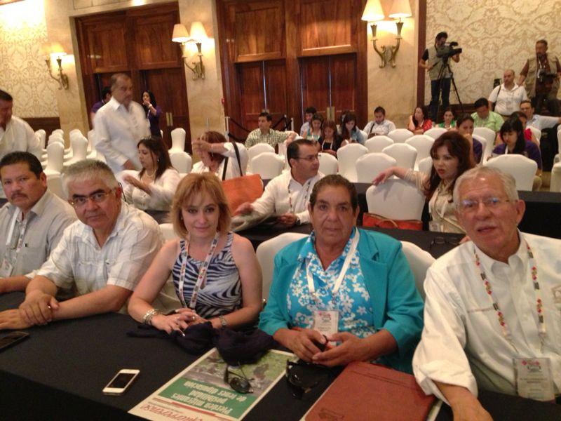 Diputados de Coahuila participan en Acapulco en la Copecol