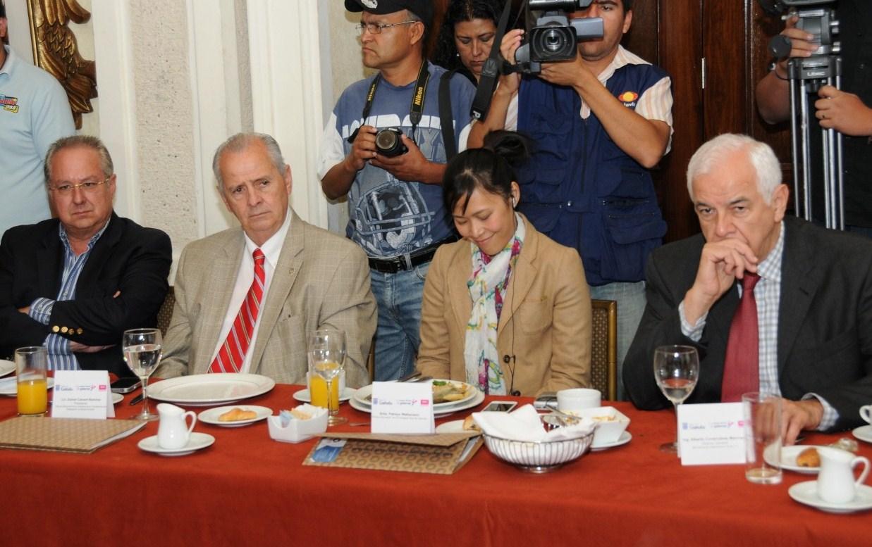 Esperan inversionistas asiáticos para el 2014 en Coahuila