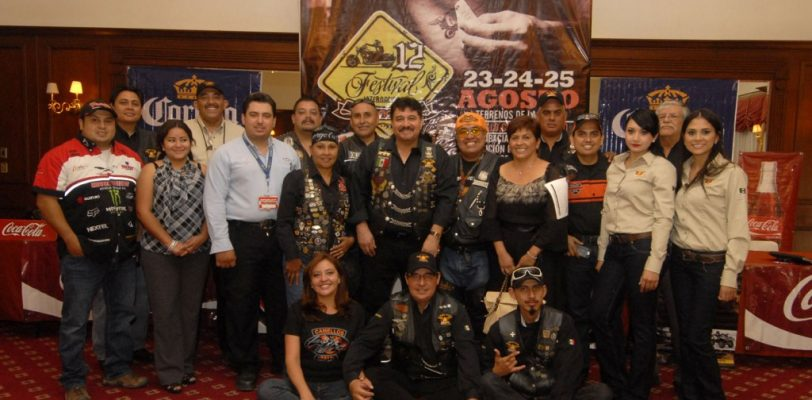 Motociclistas tomarán la capital Coahuilense