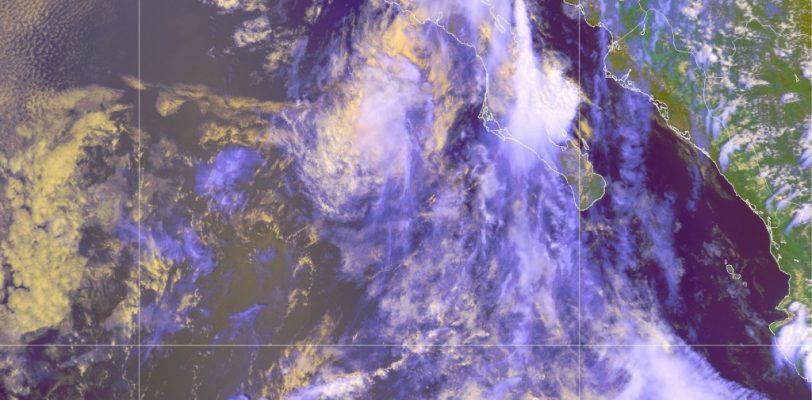 Efectos de tormenta tropical Juliette se extienden hasta Nayarit