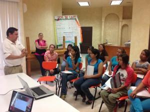 Presenta IEEA modelo educativo