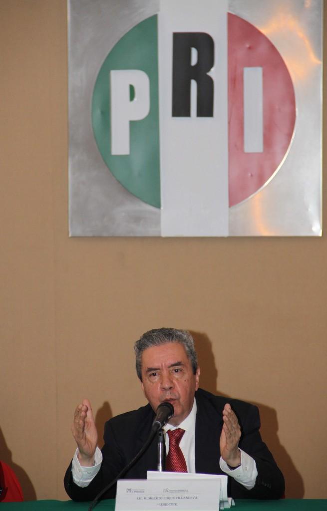 PRI no planteará la privatización de la industria Petrolera: Humberto Roque