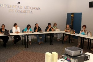 """Seminario """"Género y Equidad"""" para docentes de la UA de C"""