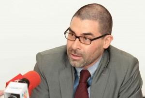 Adrian Franco Barrios, Director Gral de Est. de Gobierno INEGI