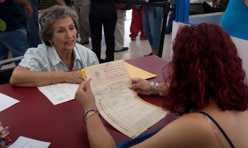 Instala registro civil 3 cajeros en Estados Unidos