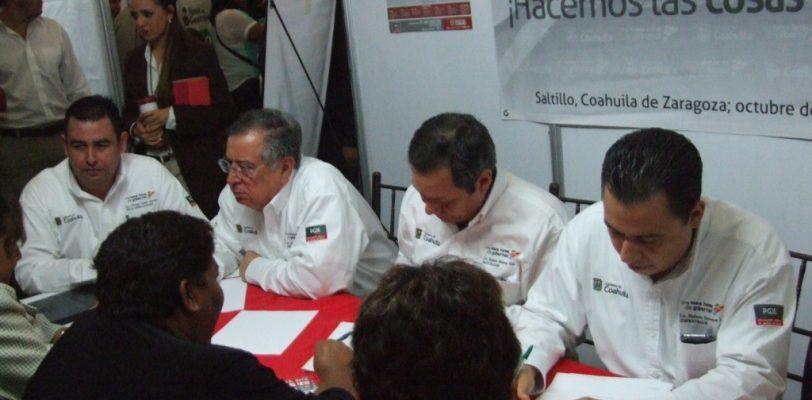Realizarán en Coahuila la Feria de la Seguridad en tu colonia