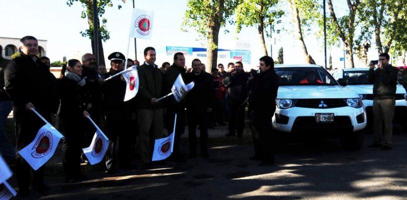 Arranca operativo abrigo en Coahuila