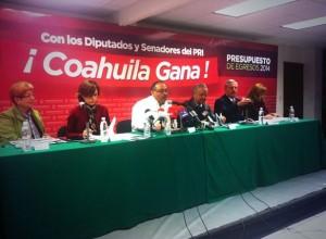 Diputados del PRI Coahuila1