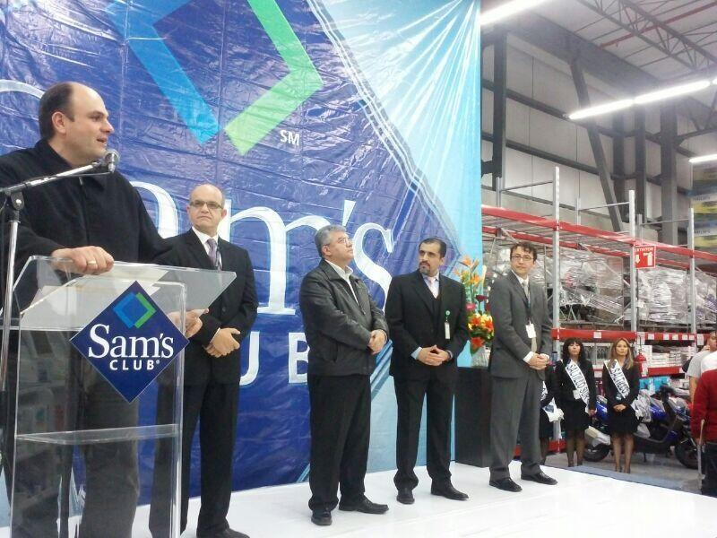 Inauguran SAM´S Nogalera en Saltillo