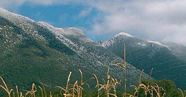 Reporta municipio de Arteaga temperaturas mínimas de -7 grados