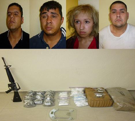 """Detienen elementos GROM a """"El Ruso"""", líder de los Zetas en Saltillo"""