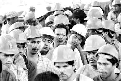 Notifican a 800 empresas por no otorgar seguridad social a trabajadores