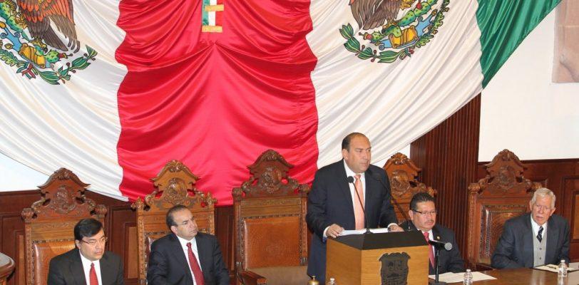 Coahuila tiene un Gobierno con proyecto y rumbo: RMV