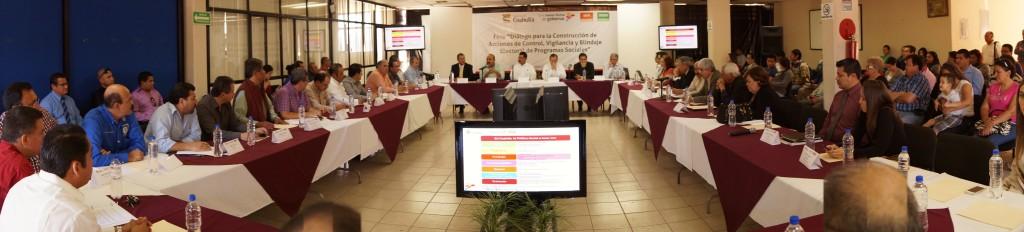 Organizaciones civiles participarán en blindaje electoral 2014
