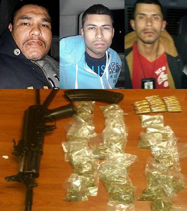 Detiene Grupo GATE a narcomenudistas en Piedras Negras
