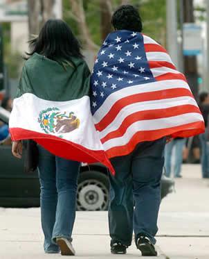 Viven en Estados Unidos 6.8 millones de inmigrantes mexicanos